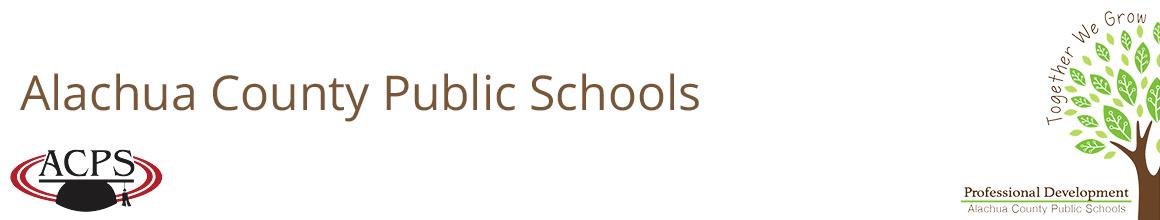 ALACHUA COUNTY SCHOOL BOARD