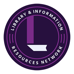 Library and Information Resources Network Logo