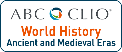 ABC-CLIO World History, Ancient and Medieval Eras
