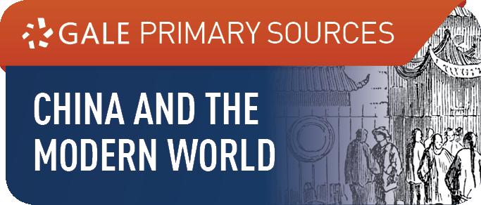 China and the Modern World:  Missionary, Sinology, & Literary Periodicals, 1817-1949