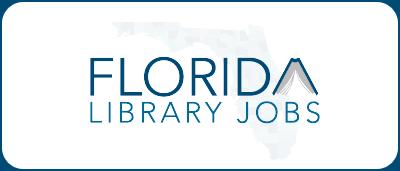 Florida Library Jobs Icon