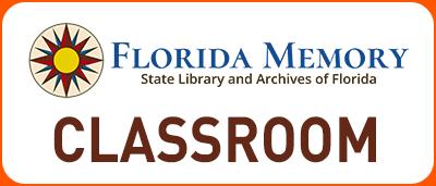 Florida Memory Classroom Icon