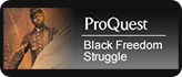 ProQuest Black Freedom Struggle in the United States