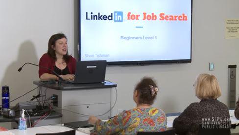 LinkedIn for Job Search: Beginner Level 1