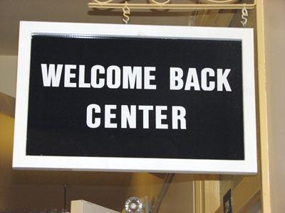 San Francisco Welcome Back Center
