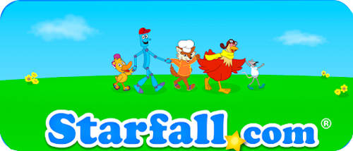 Starfall.com Icon