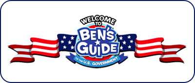 Ben's Guide to the U.S. Government Icon