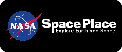NASA Science Space Place Icon