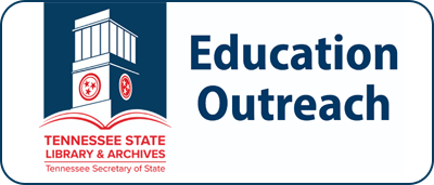 Tennessee State Library & Archives Education Outreach Icon