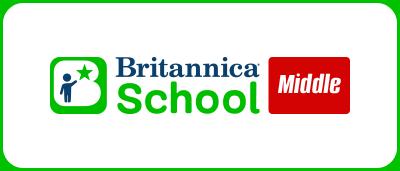 Britannica School Middle Icon