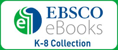 EBSCO eBooks-K-8 Collection Icon