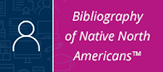 Bibliography of Native North Americans Icon