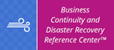 Business Continuity and Disaster Recovery Reference Icon