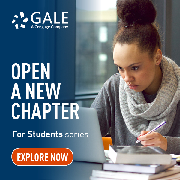 GALE Literature For Students