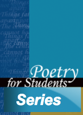 Poetry for Students, v. 1