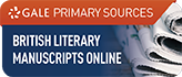 British Literary Manuscripts Online (Primary Sources) Web Icon