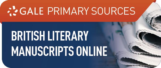 British Literary Manuscripts Online