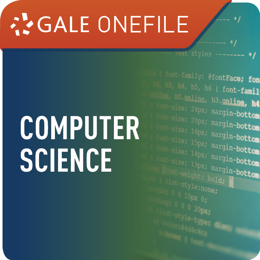 Computer Science (Gale OneFile) Web Icon