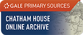 Chatham House Online Archive.gif