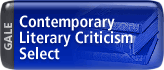 Contemporary Literary Criticism - Select