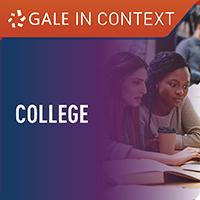 College (Gale In Context) Web Icon