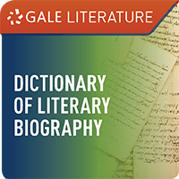 Dictionary of Literary Biography (Gale Literature) Web Icon