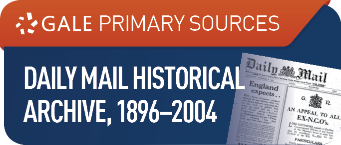 Daily Mail Historical Archive: 1896–2004