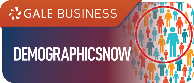 Gale Business: DemographicsNow