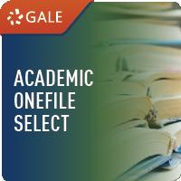 Academic OneFile Select (Gale) Web Icon