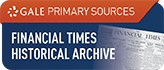 Financial Times Historical Archive (Primary Sources) Web Icon