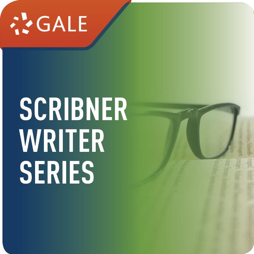 Gale Literature: Scribner Writer Series Web Icon
