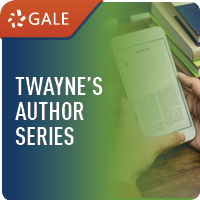 Gale Literature: Twaynes Author Series Web Icon