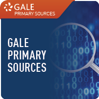 Gale Primary Sources (Primary Sources) Web Icon