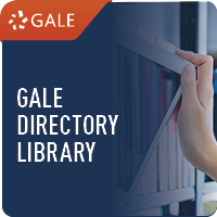 Gale Directory Library (Gale Digital Library) Web Icon