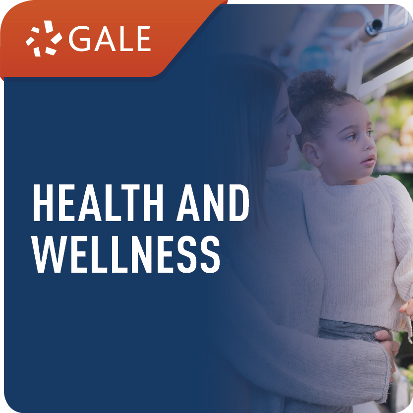 Gale Health and Wellness Web Icon