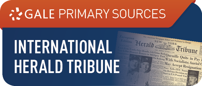 International Herald Tribune Logo