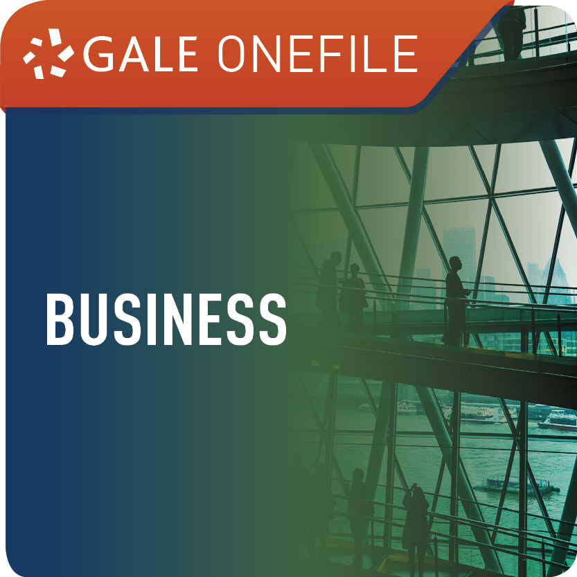 Business (Gale OneFile) Web Icon