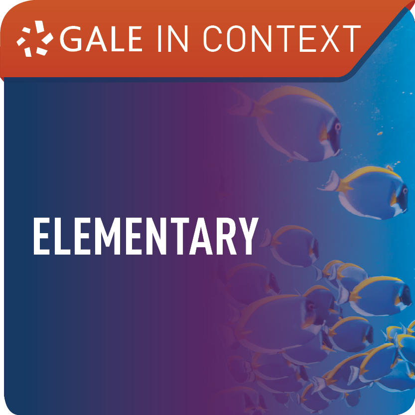 Elementary (Gale In Context) Web Icon