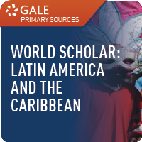 World Scholar: Latin America and the Caribbean (Primary Sources) Web Icon