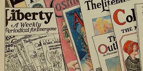 Liberty Magazine Historical Archive, 1924-1950