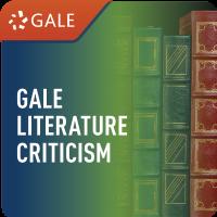 Literature Criticism (Gale Literature) Web Icon