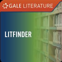 LitFinder (Gale Literature) Web Icon