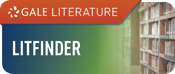 Gale Literature: LitFinder Icon