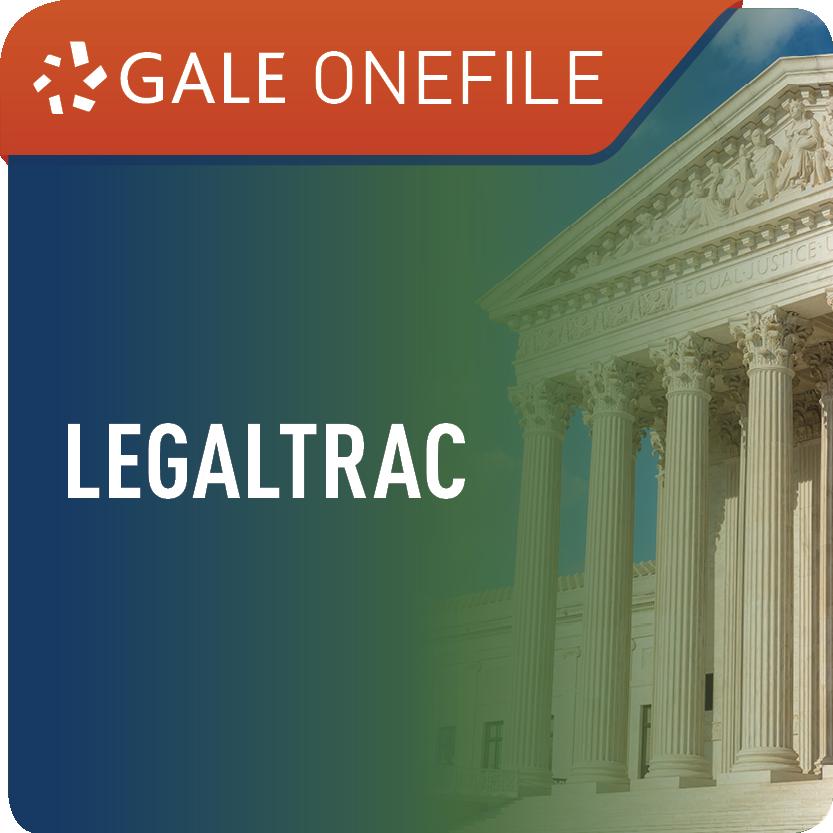 LegalTrac (Gale OneFile) Web Icon