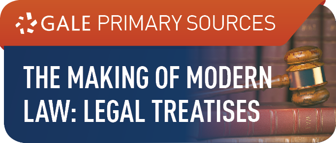 The Making of Modern Law: Legal Treatises, 1800-1926
