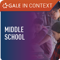 Middle School (Gale In Context) Web Icon