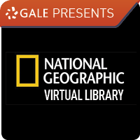 National Geographic Virtual Library (Gale Presents) Web Icon
