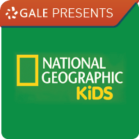 National Geographic Kids (Gale Presents) Web Icon