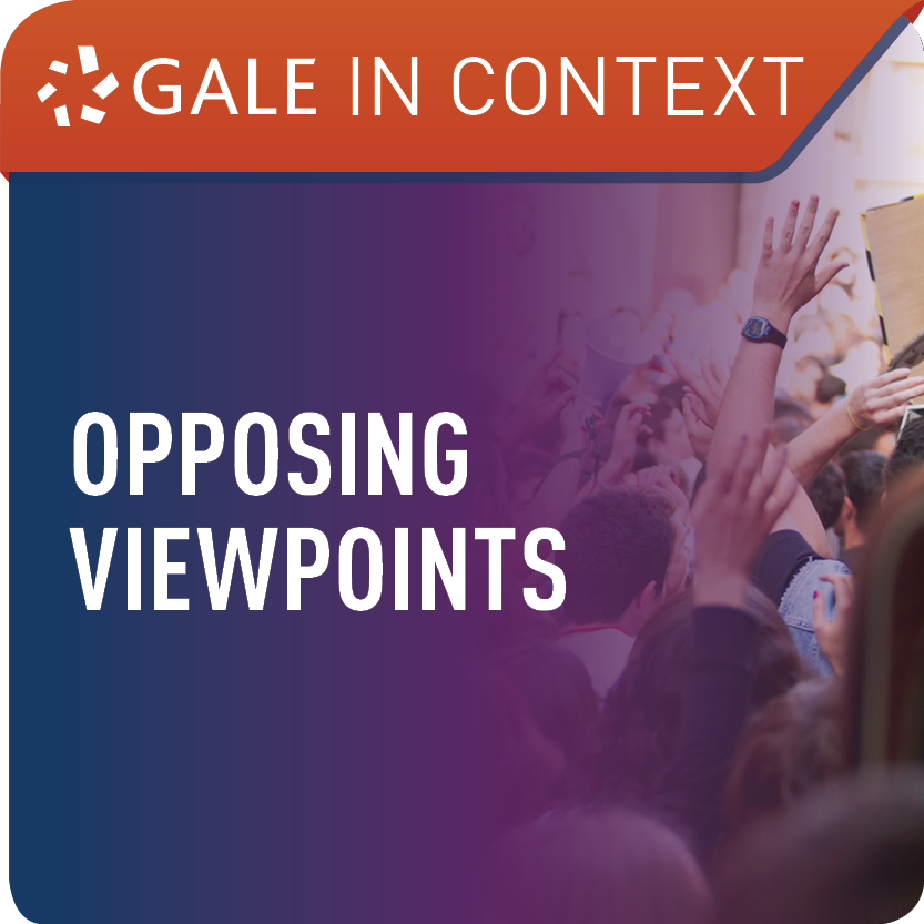 Opposing Viewpoints (Gale In Context) Web Icon