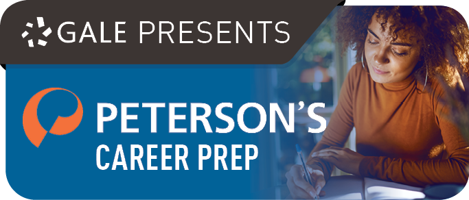 Peterson's Career Prep Logo